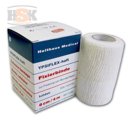 Binde Fixier YPSIFLEX®haft(Klinikp.) 6-10 cm