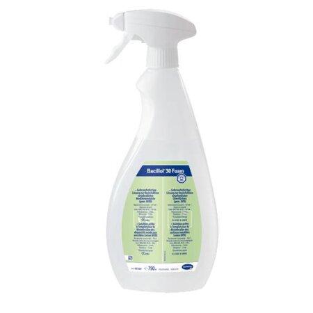 Schnelldesinfektion  Bacillol 30 Foam 750 ml-5 l