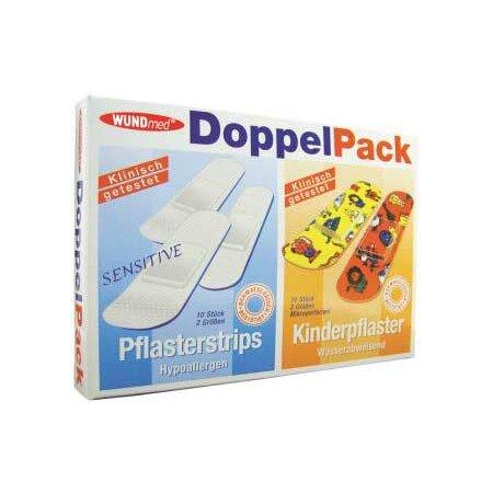 Pflaster Kinder Doppelpack