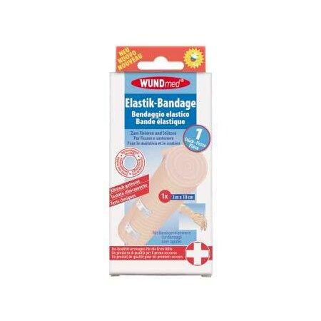 Bandage Wundmed Elastik 3 m x 10 cm