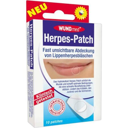 Pflaster Patch Herpes 10er