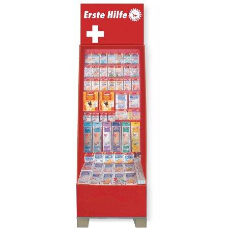 Pflaster Erste-Hilfe-Display 865-teilig