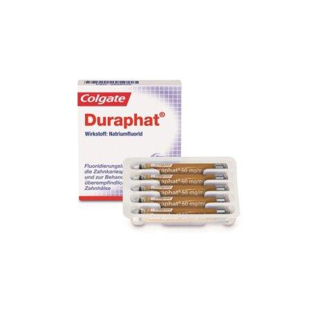 Zylinderampullen Duraphat Dentalsuspension
