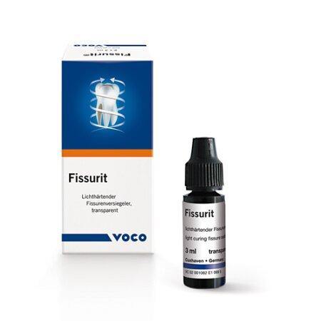 Composite Fissurit Flasche transparent