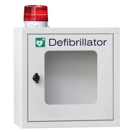 Defibrillator Wandkasten