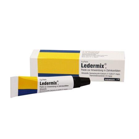 Paste Ledermix Tube