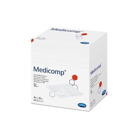 Kompresse Vlies Medicomp steril 4-fach