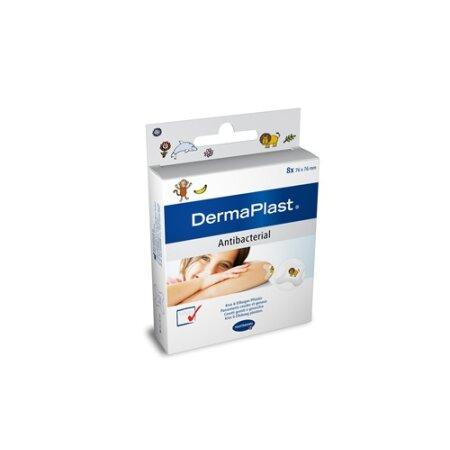 Pflasterstrips DermaPlast kids Antibacterial Knie und Ellbogen