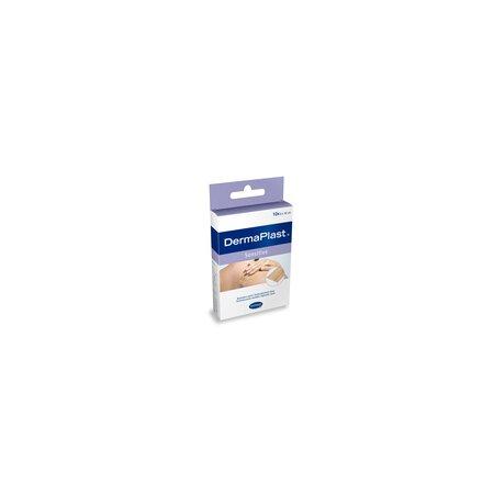 Pflasterstrips DermaPlast sensitive 19 x 72 mm
