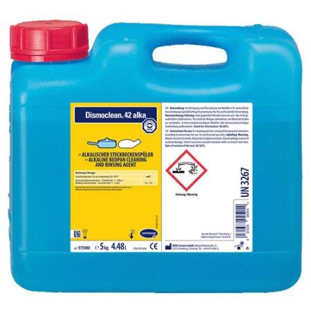 Reinigungsmittel Dismoclean 42 alka