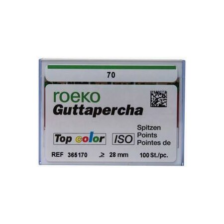 Spitzen GUTTAPERCHA Top Color 15-80