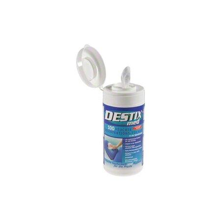 Desinfektionstücher DESTIX in Spenderbox, 13x20 cm,...