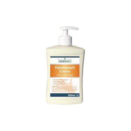 Handwaschcreme cosiMed Citro-Orange mit Druckspender, 500 ml