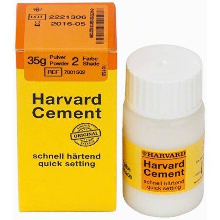 Pulver Harvard Cement Nr.1 weißlich nh 35 g
