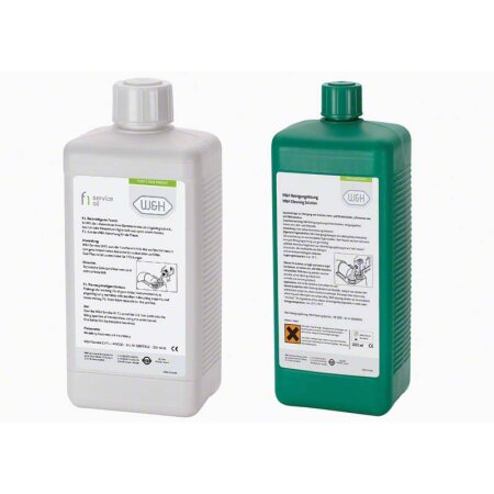 Lösung Reinigung Assistina MC - 1000