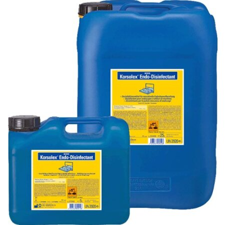 Instrumentendesinfektion Bode Korsolex Endo 5-25 l