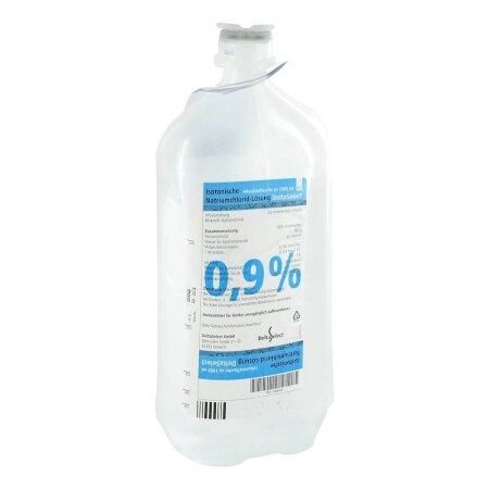 Lösung Natriumchlorid isotonisch 0,9%