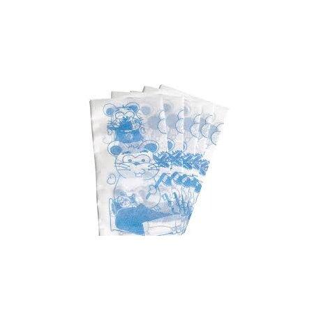 Kinderservietten Monoart BOY - blau/weiß, 35 x 40 cm