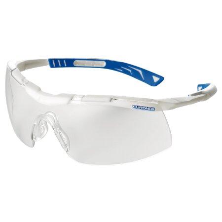 Schutzbrille Monoart Stretch weiß