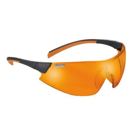 Schutzbrille Monoart Evolution - Lichtschutzfilter orange