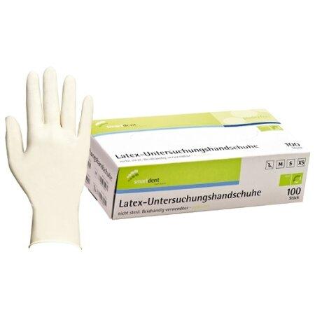 Handschuhe Latex puderfrei