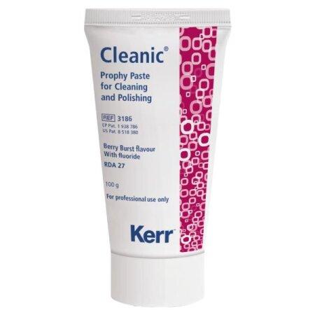 Paste Cleanic mit Fluorid Berry Burst