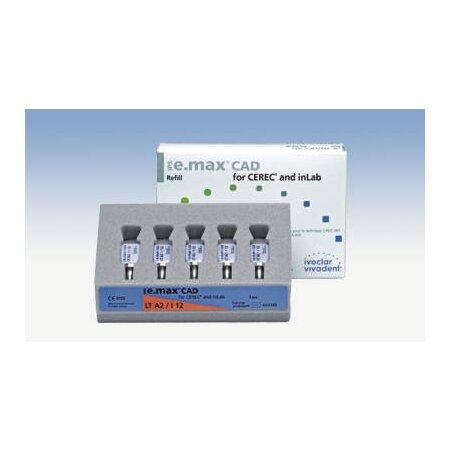 IPS e.max CAD Inlab LT A3,5 I12