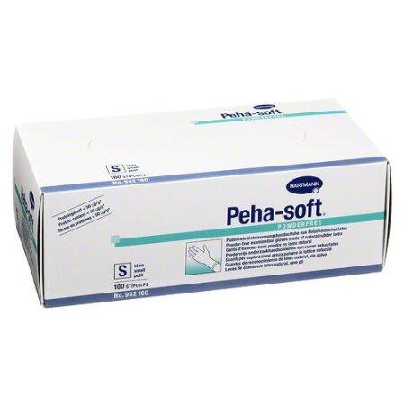 Handschuhe Latex Peha-Soft puderfrei