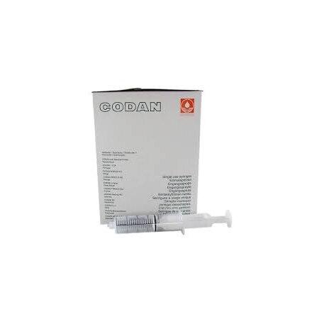Spritze Codan Luer zentrisch 2 - 10 ml