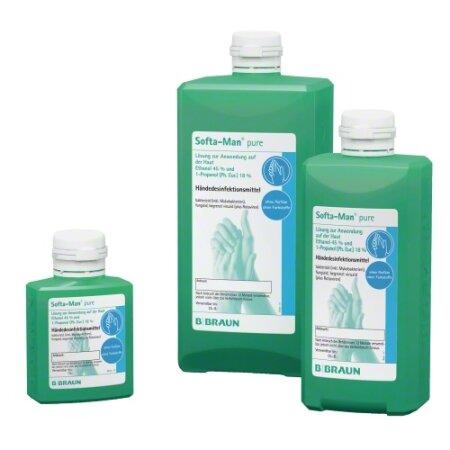 Händedesinfektionsmittel Softaman Pure