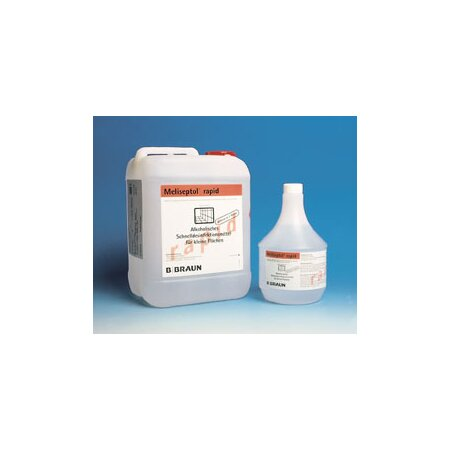 Flächendesinfektion Meliseptol Rapid Kanister 5 L