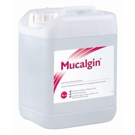 Abdruckdesinfektion Mucalgin 5 l