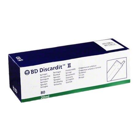Spritze BD DISCARDIT II
