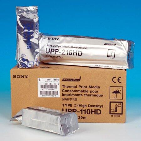 Spezialpapier Sony UPP - 110HG