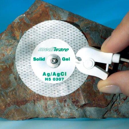 Elektrode Mediware Microtape Lochvlies