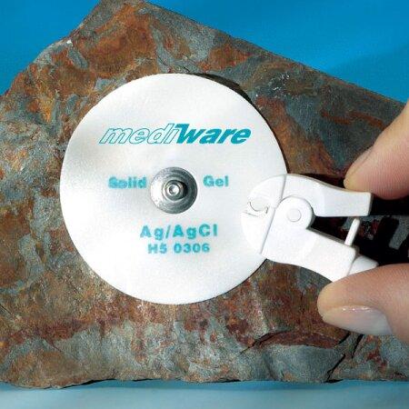 Elektrode Schaumstoff Mediware Solid Gel