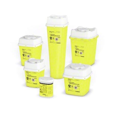 Behälter Kanülensammler Medibox 0,7 l-5,7 l