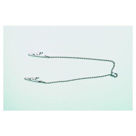 Serviettenhalter Perlenkette verstellbar