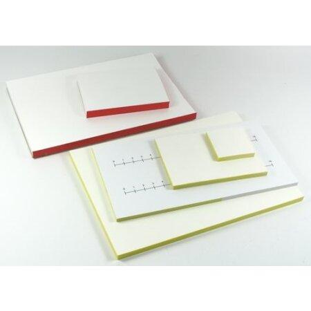 Anmischblock 4 x 4 cm Pergament 75 Blatt