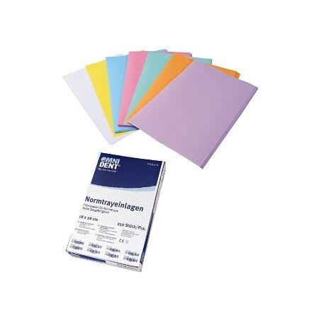 Filterpapier 18 x 28 cm Omnident