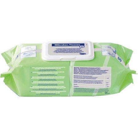 Desinfektionstücher Bode Mikrobac Tissues Flowpack