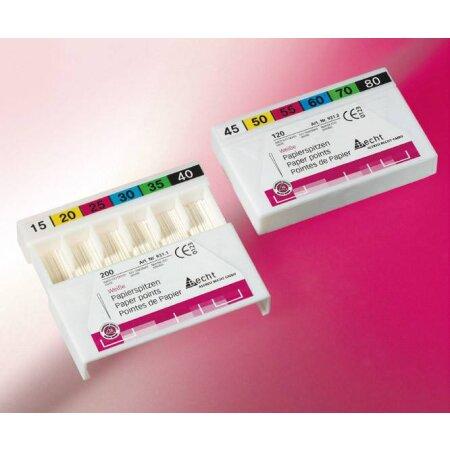 Spitzen Papier Color ISO 45-80