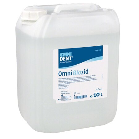 Sprühdesinfektion OmniBiozid