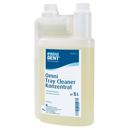 Konzentrat Tray Cleaner Omnident