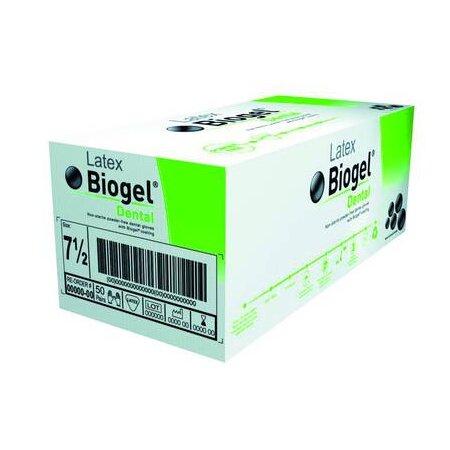 Handschuhe Latex Biogel D unsteril puderfrei Gr. 5,5-9