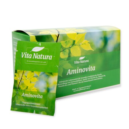 Vita Natura AMINOVITA 30 x 15g Granulat (15,25€/100 gr)