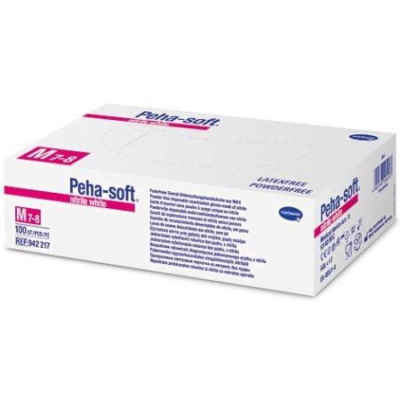 Handschuhe Peha-soft nitrile white puderfrei 100 St.