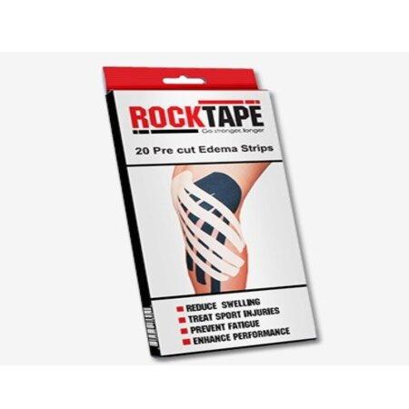 RockTape, 20 pre cut Edema Strips