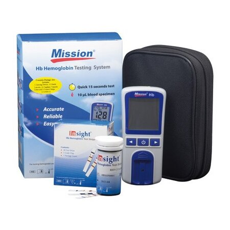Insight HB Hämoglobin Teststreifen