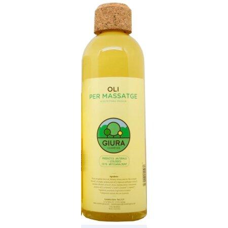 Massageöl Giura profess. Bio aus dem Mittelmeer 750 ml